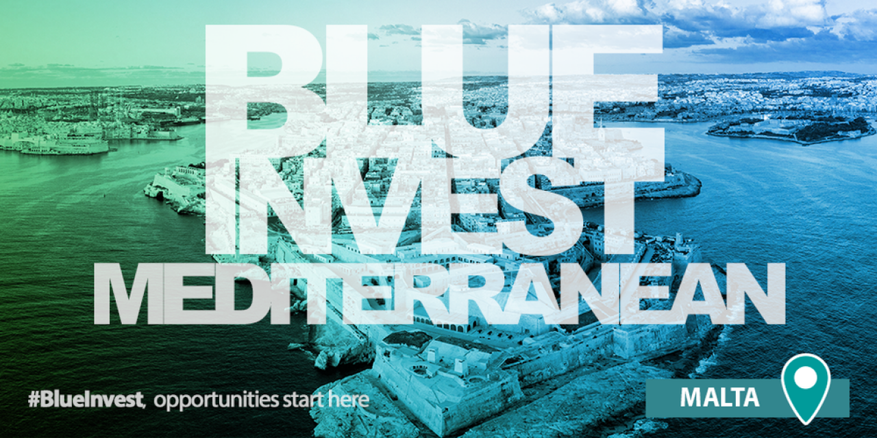 Pozivamo vas na Blue Invest in Mediterranean 2019 - 24.01.2019., The Westin Dragonara Resort, Malta